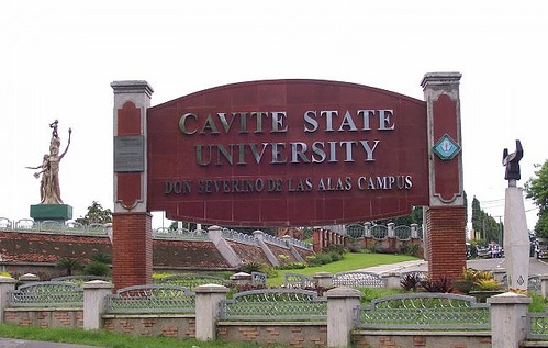 Cavite State University,first university in Indang